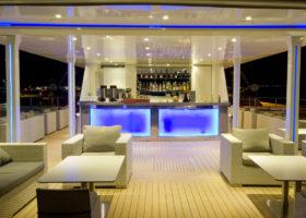 Fotografie: Bar na palubě