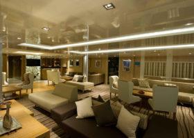 Fotografie: Lounge k odpočinku