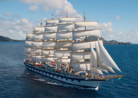Fotografie: Royal Clipper